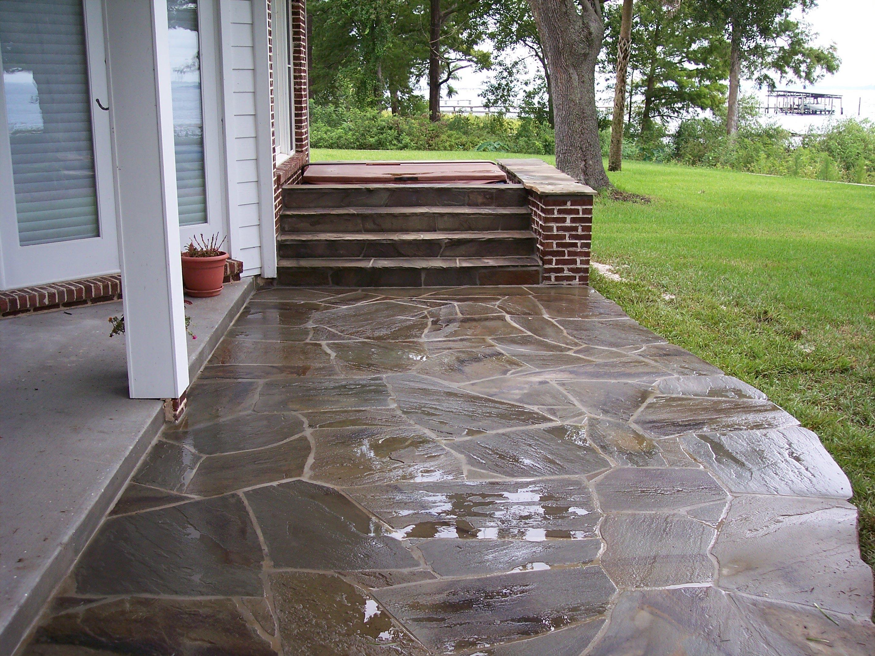 Stone Veneer Fireplaces Home Exteriors & Spas