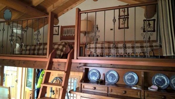 rustico interno in legno