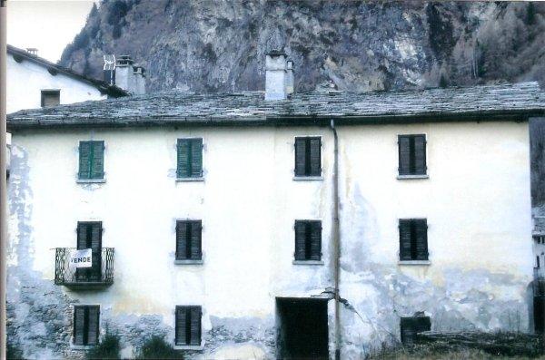 Campodolcino centro