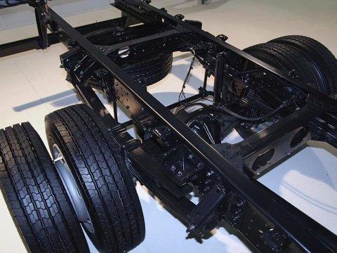 allestimento veicoli industriali