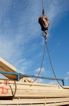 Valuable loads - Carlisle, Cumbria - Cumbria Lift 'N' Shift Ltd - Crane