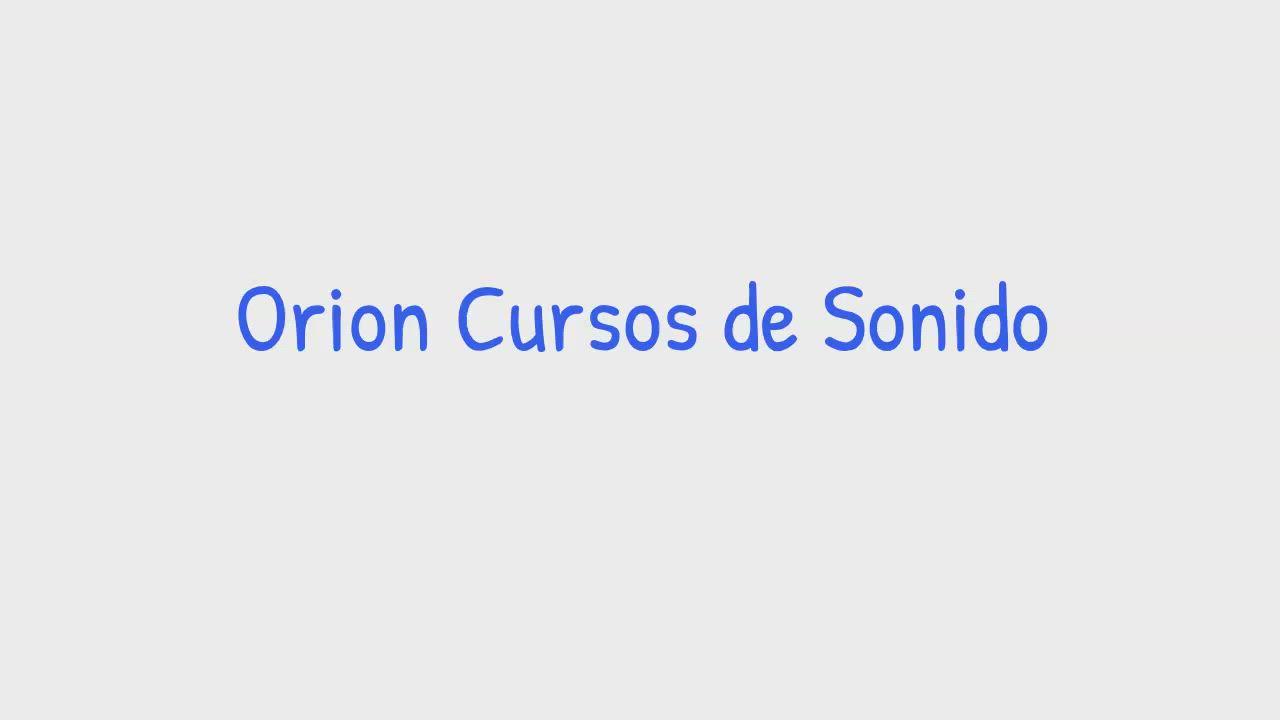 Instituto De Sonido Orion