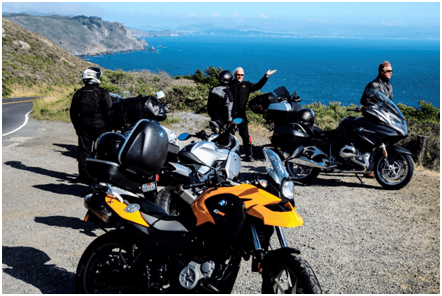 Groups and Clubs Motorcycle Rentals