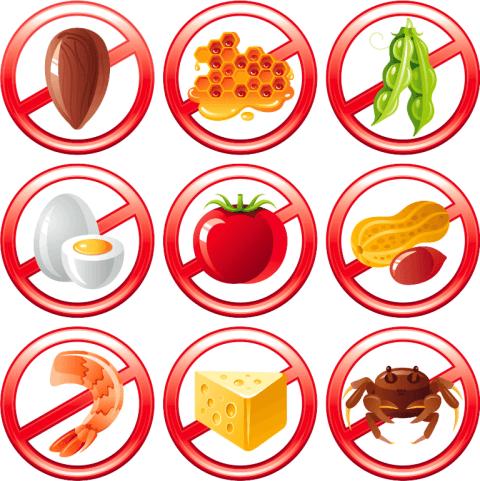 Test Intolleranze alimentari, Rieti