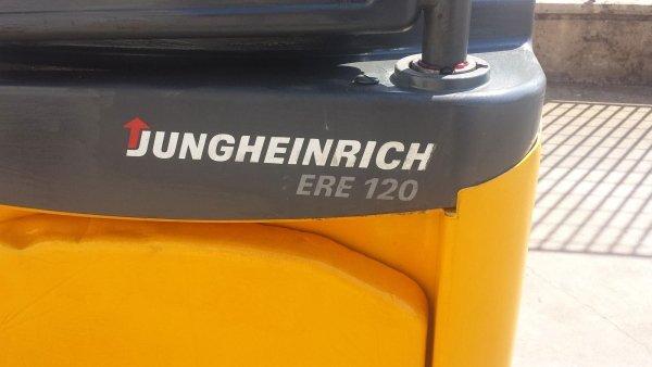 Transpallet elettrico Jungheinrich