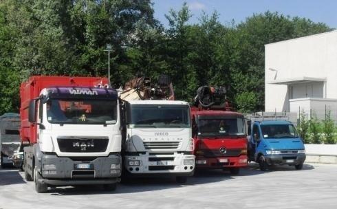 Parco automezzi