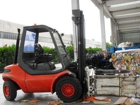Movimentazione rifiuti