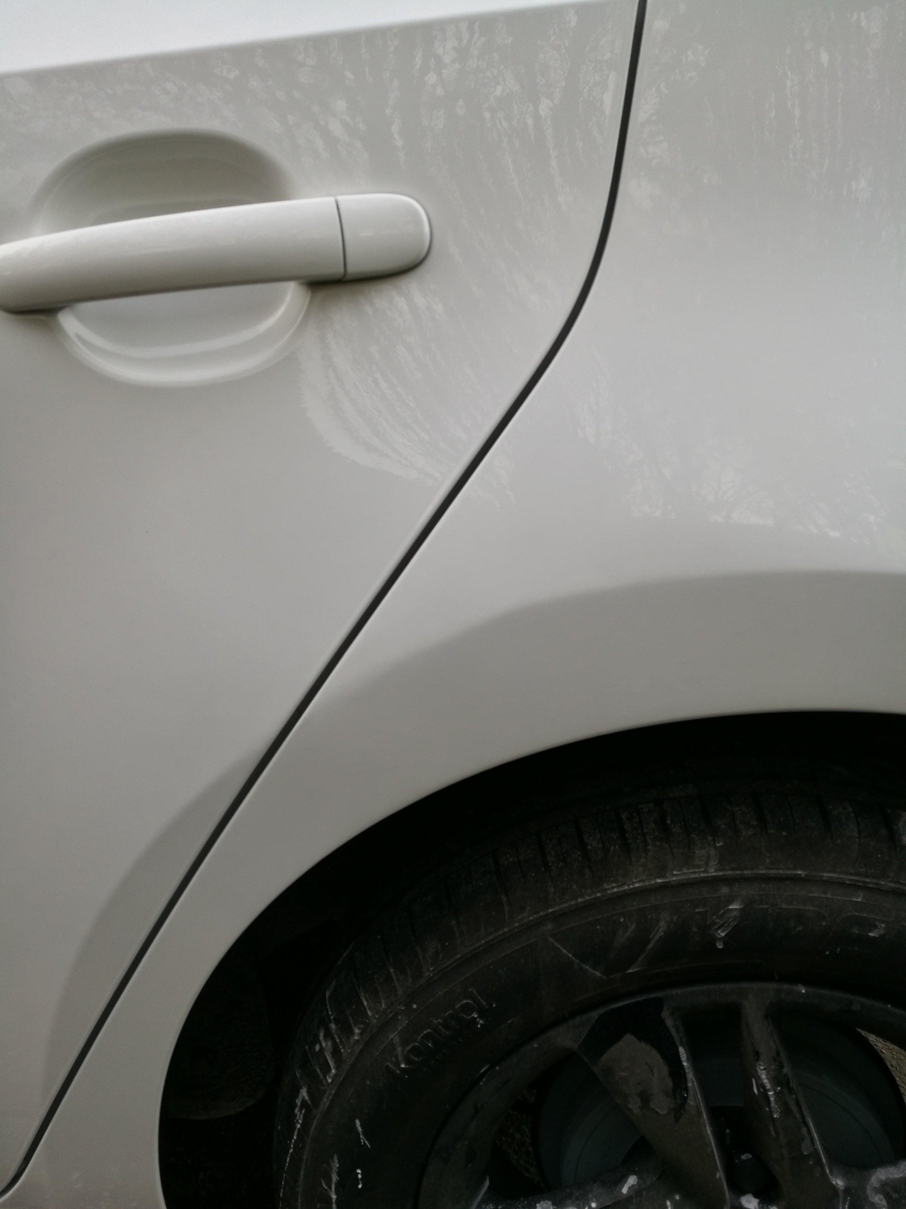 car door dent removal