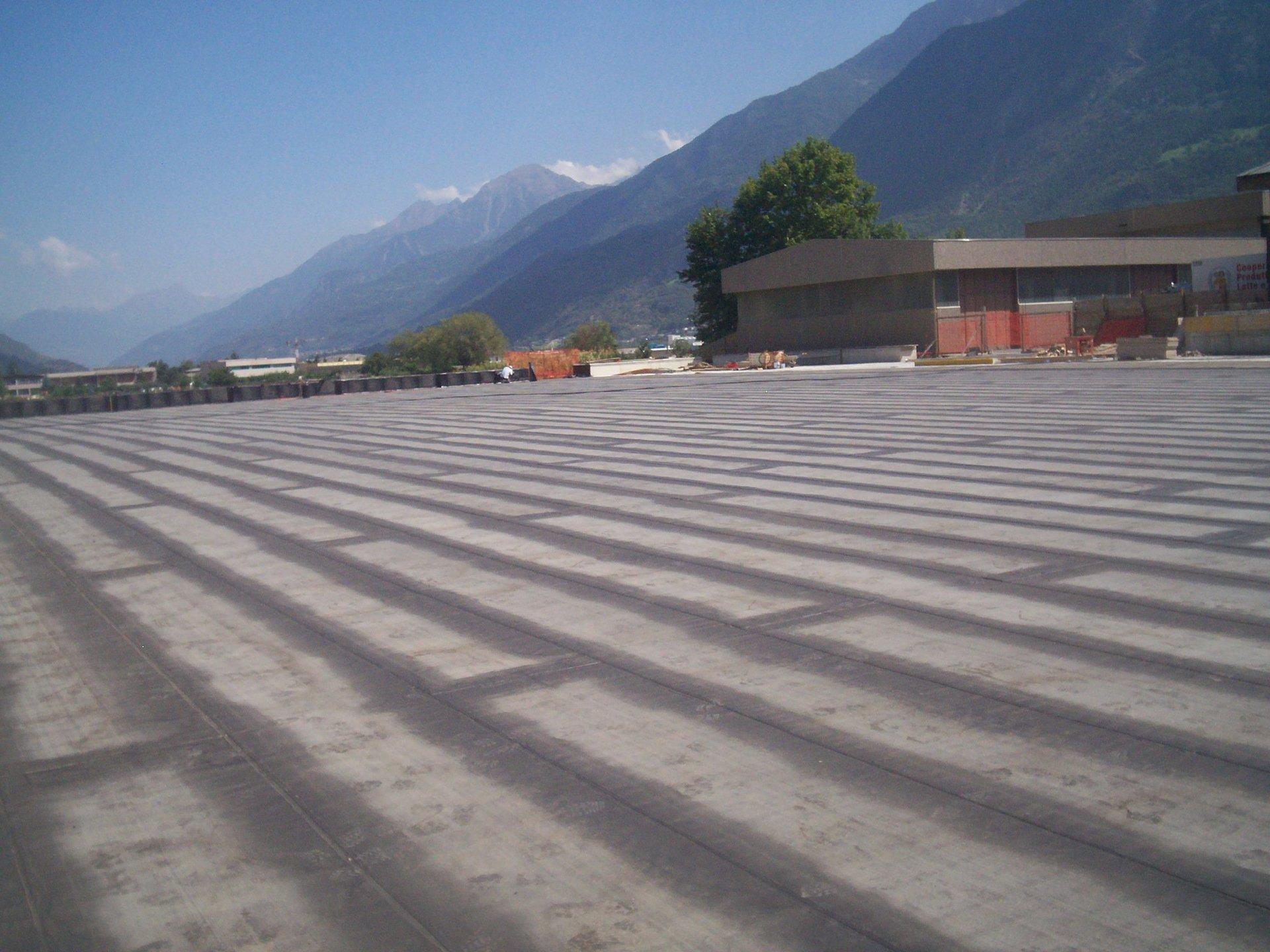 rivestimento di tetto