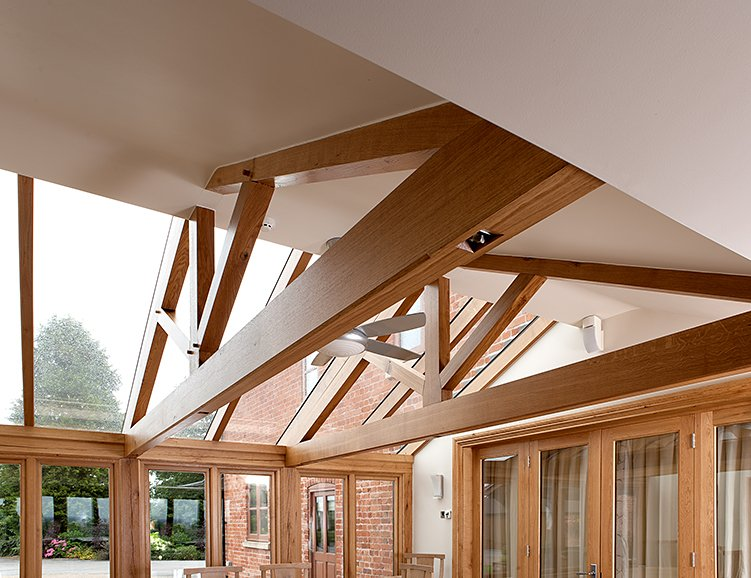 Oak And Home Conservatory