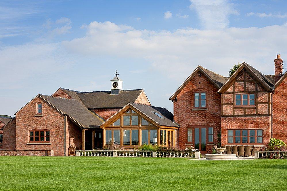 Oak And Home Orangery