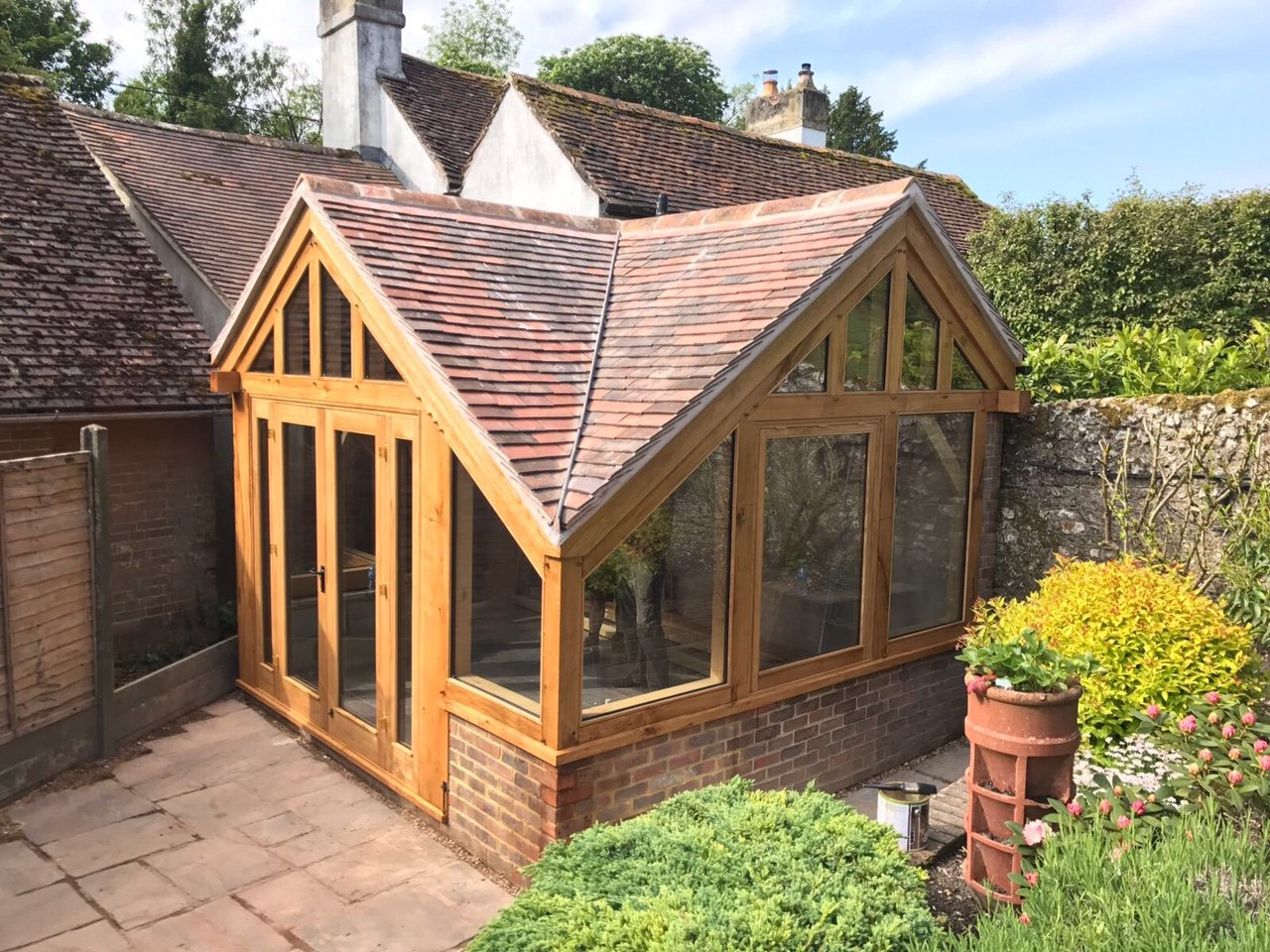 Oak And Home Garden Room