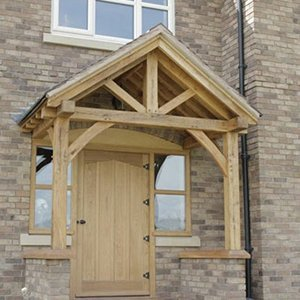 Oak And Home Porches