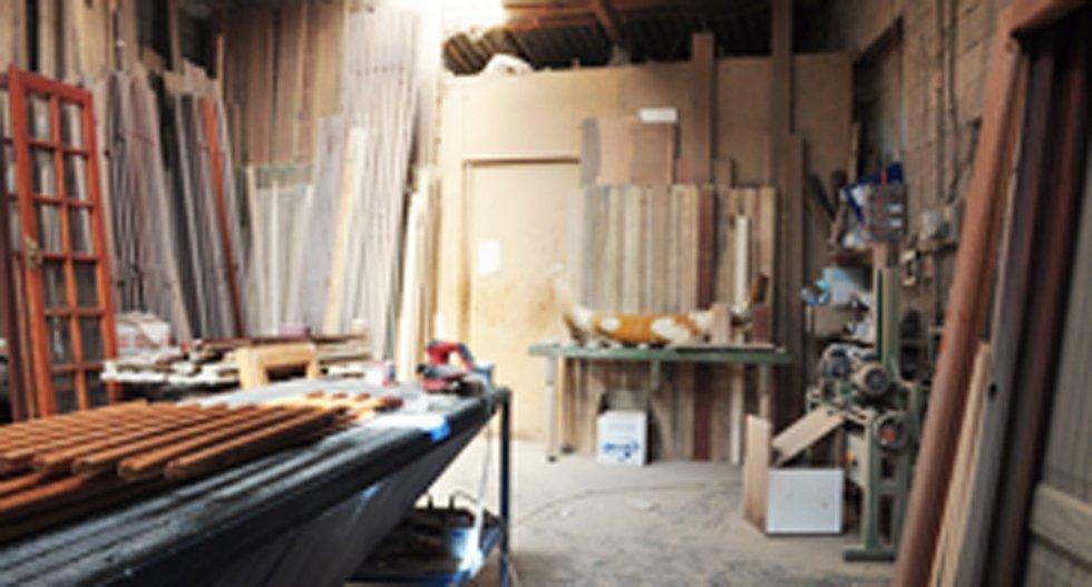 Falegnameria Marrone cucine legno massello
