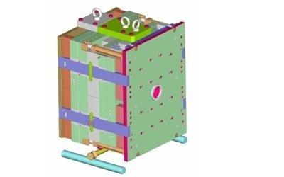 Stampi a due piani di apertura treviso effegici srl for Piani di coperta multi livello