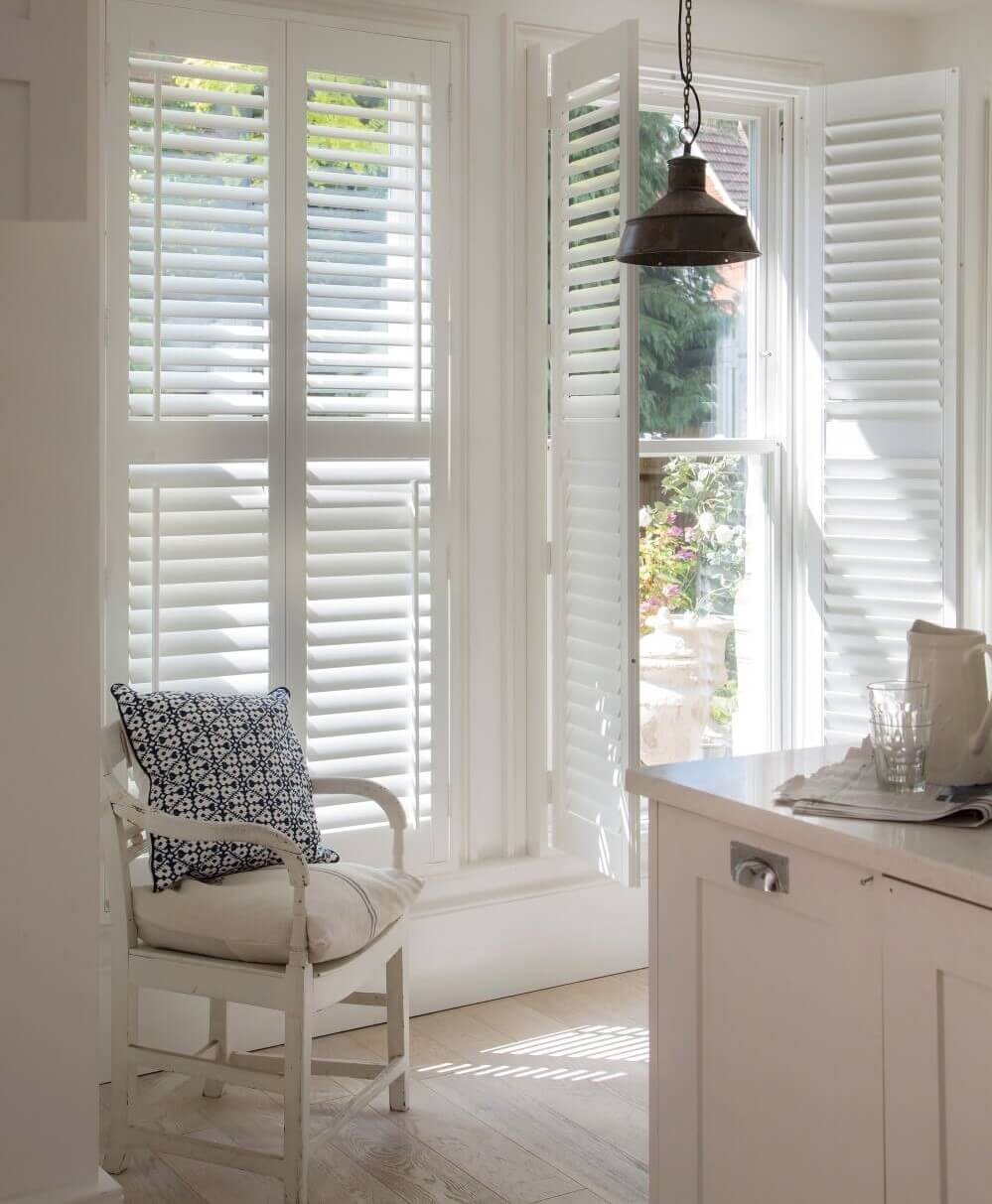 wooden window shutters more solihull blinds. Black Bedroom Furniture Sets. Home Design Ideas