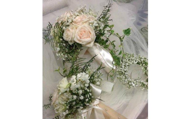 Composizioni floreali nuziali