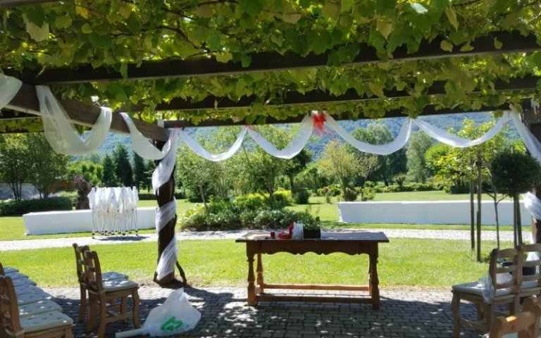 Decorazione cerimonie di nozze