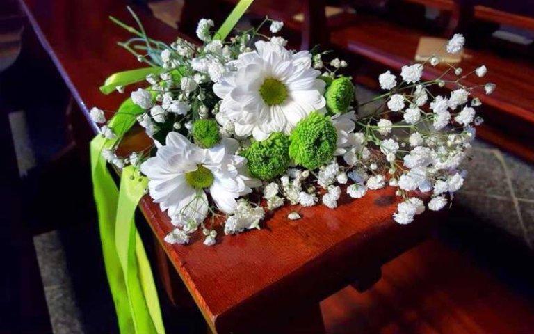 Addobbi floreali nuziali