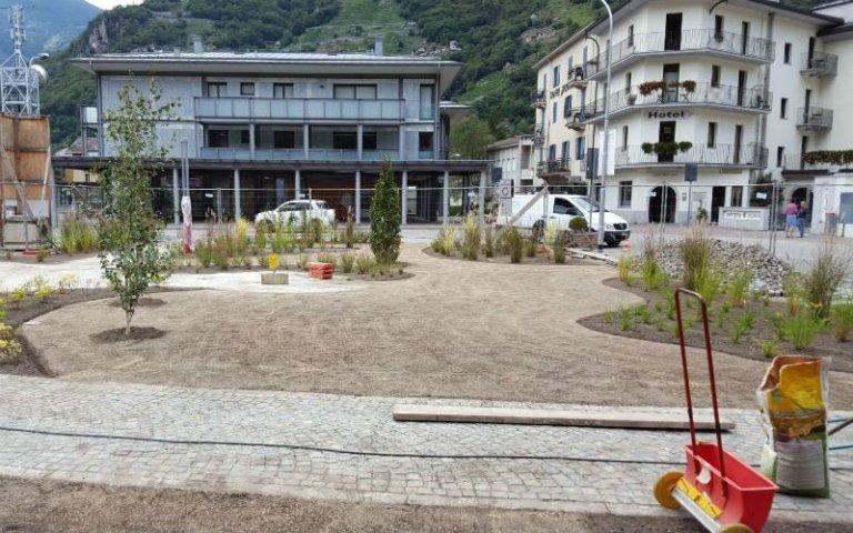 Progetti giardini pubblici