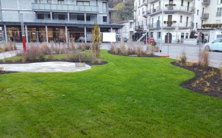 Progettazione aree verdi urbane