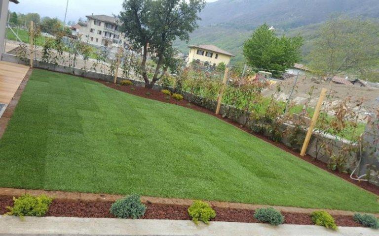 Interventi giardini privati