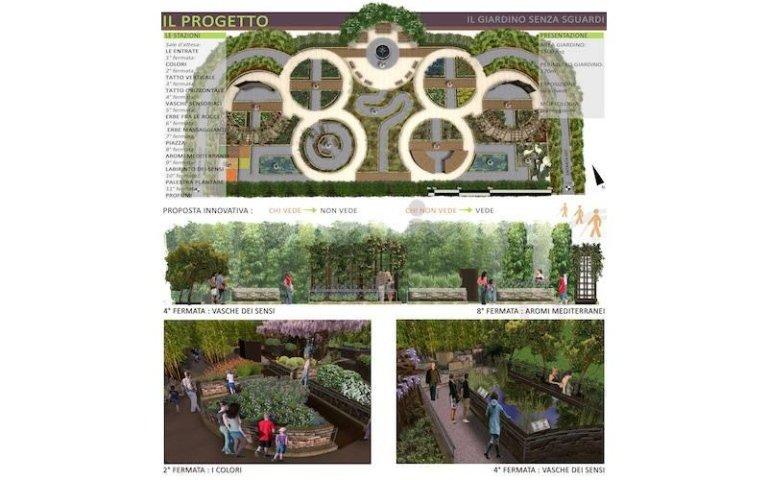 Progettazione giardini terapeutici