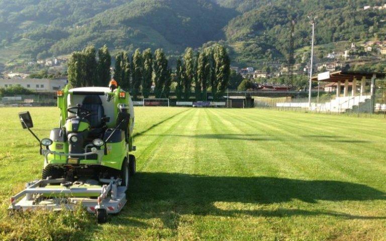 Manutenzione verde sportivo
