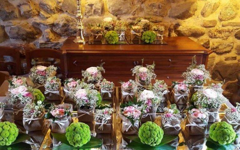 Composizioni personalizzate per nozze