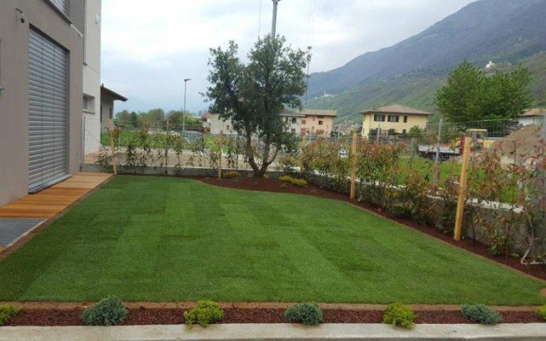 Lavori giardini privati