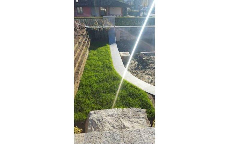 Realizzazione pavimentazione per giardino