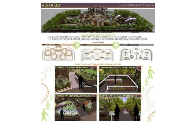Giardini terapeutici Sondrio