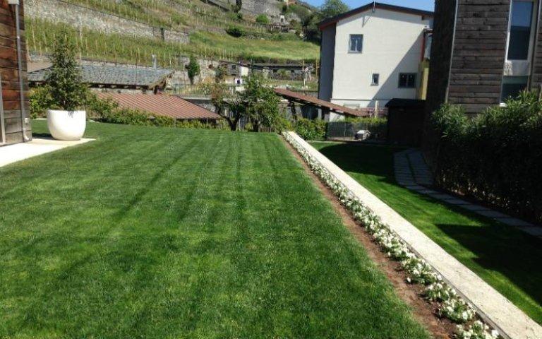 Giardini privati personalizzati