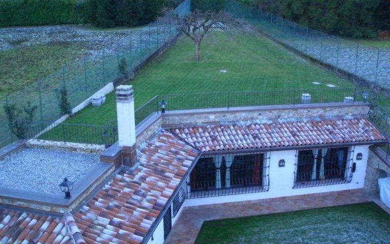 Progetto giardino per villa