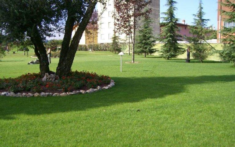 Progetti giardini privati Sondrio