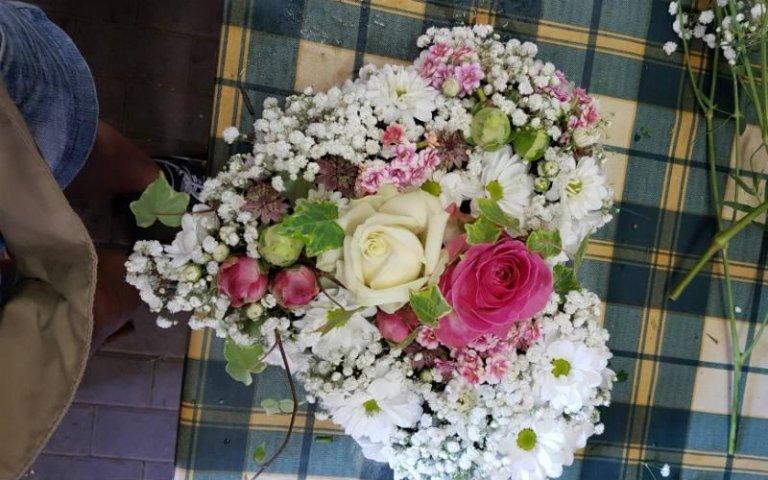 Progettazione bouquet