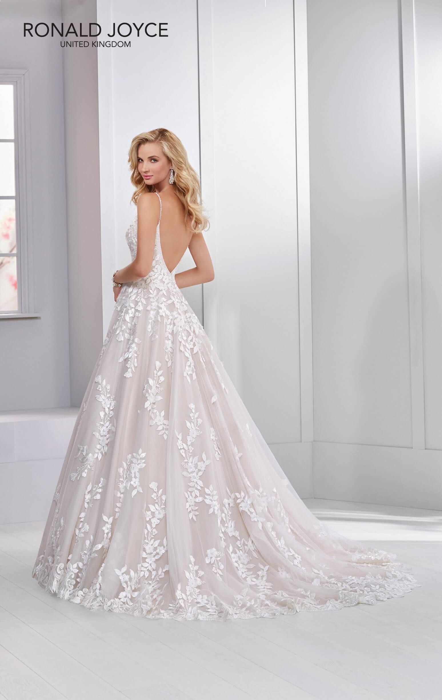 Ronald Joyce wedding dresses Merseyside, Tiffany Couture