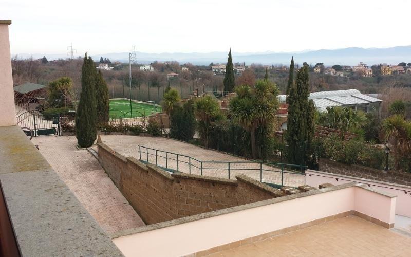 giardino e spazio esterno
