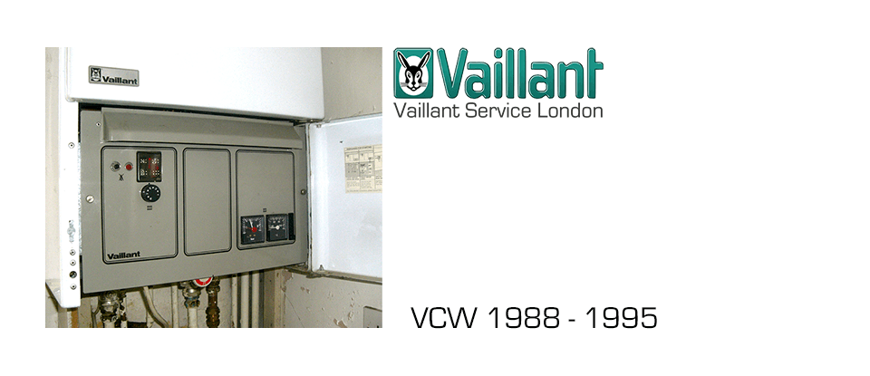 Vaillant Vcw Boiler Help And Advice Servicing And Repairs