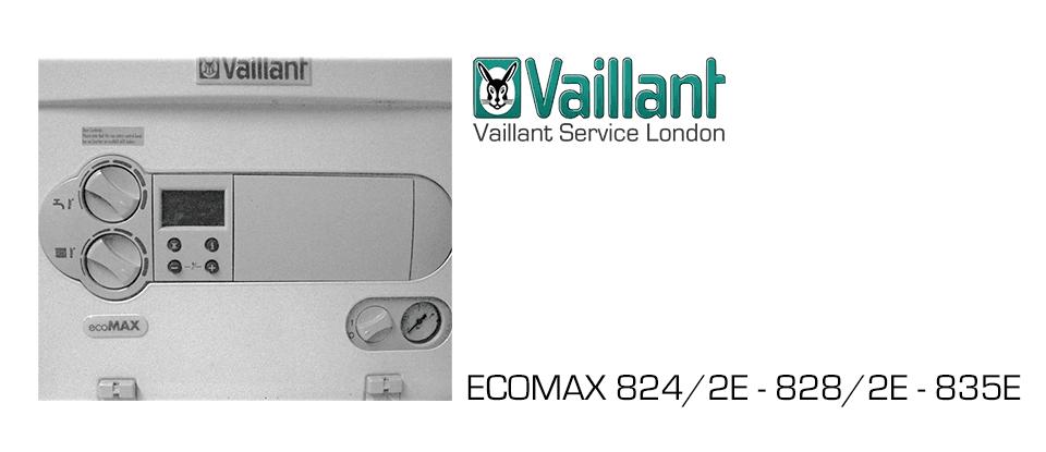 Vaillant Ecomax