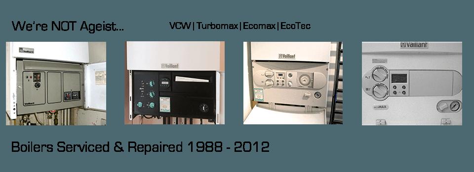Boiler Models from 1988