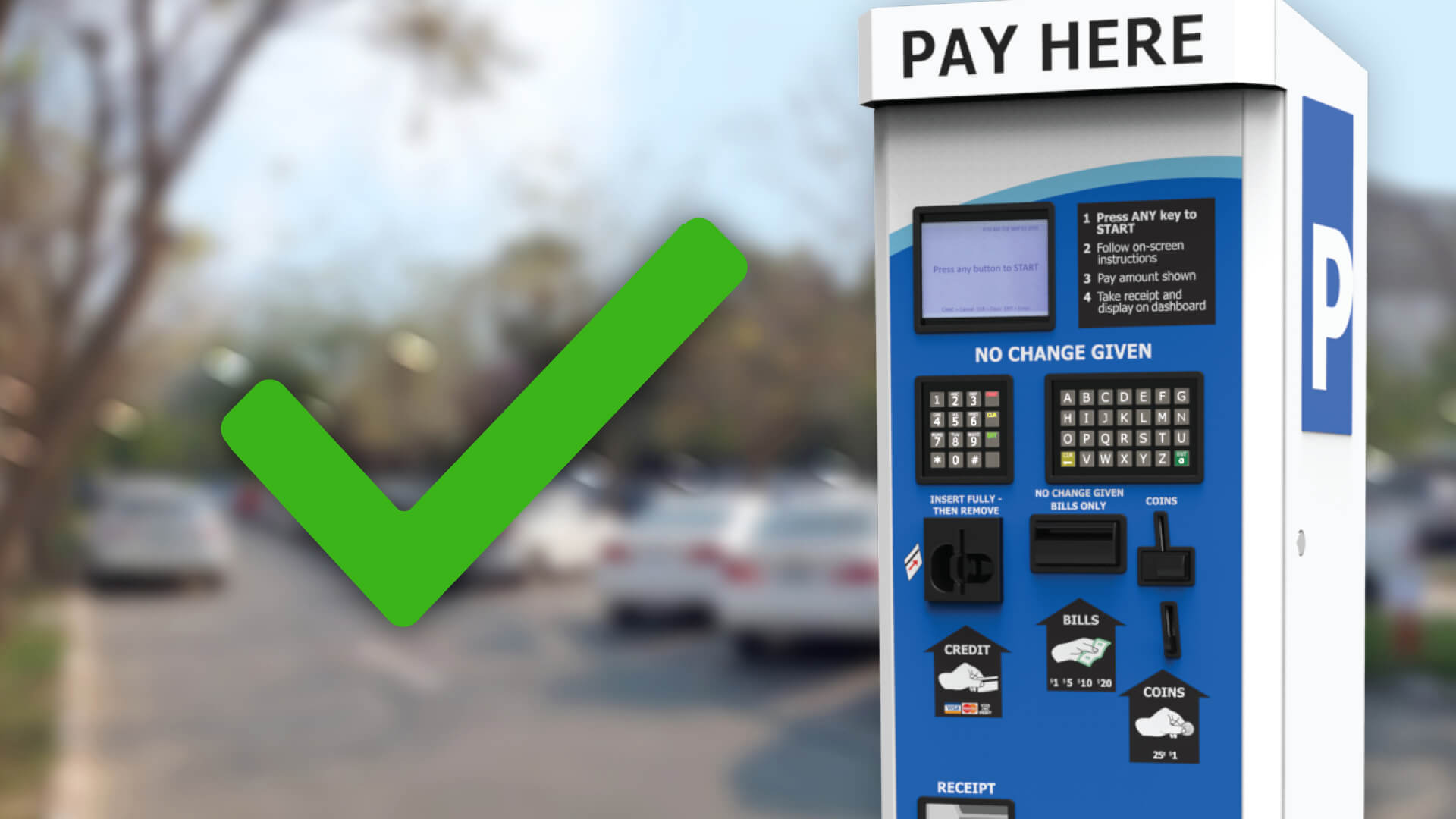 when to choose metered parking systems