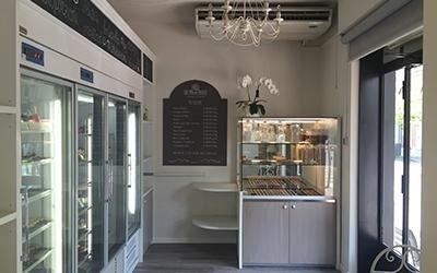 Impianto elettrico gelateria