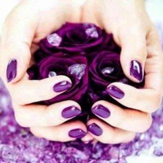 allungamenti unghie, colore UV luminoso, ricostruzione unghie piedi