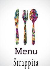 menu strappita