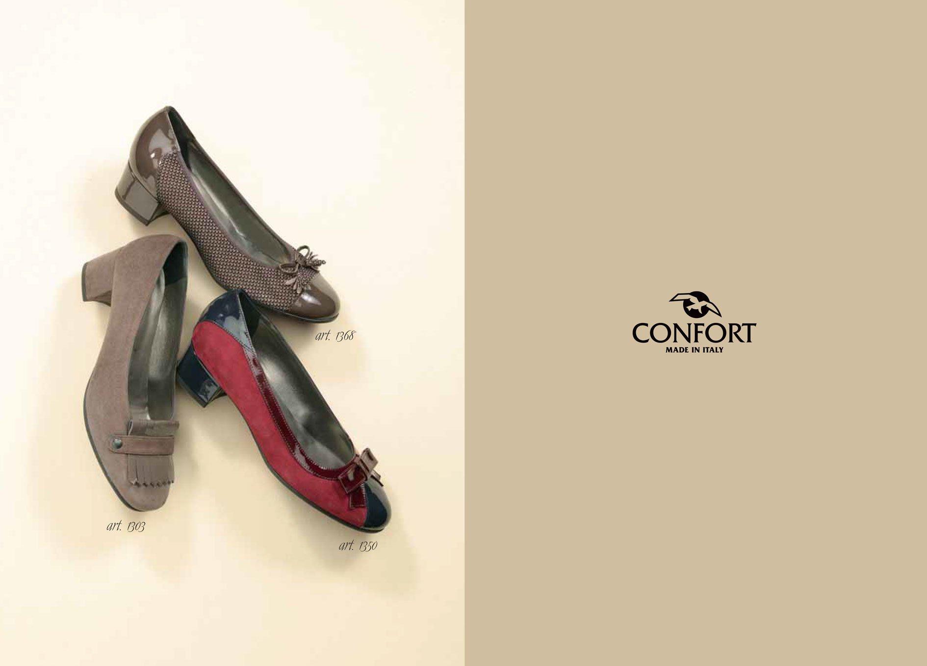 Confort Collezione Primavera Estate 2017