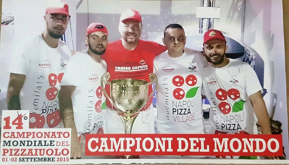campionato mondiale del pizzaiuolo 2015