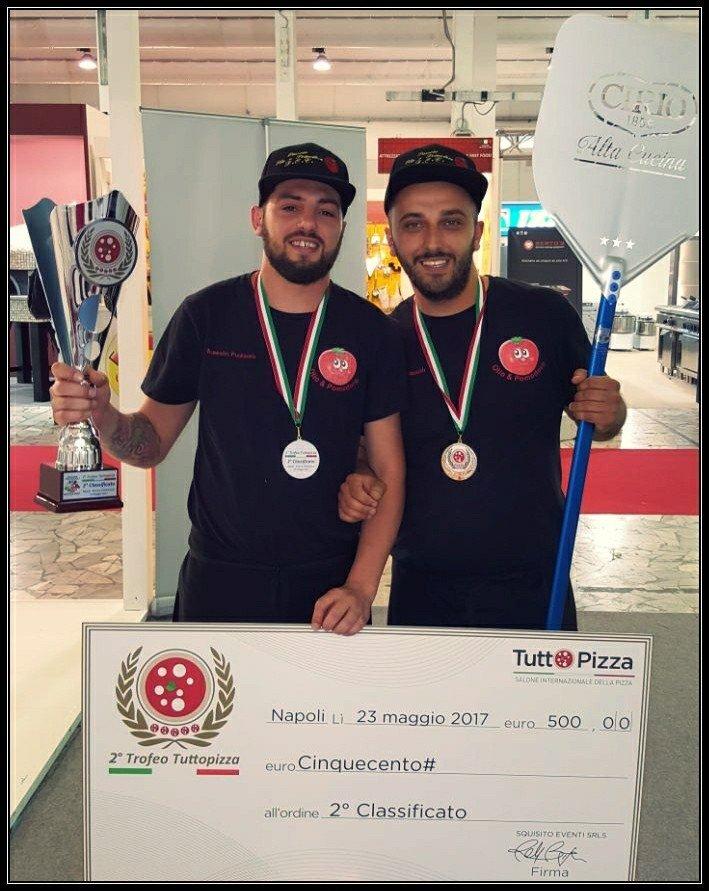 gara pizza vincitori