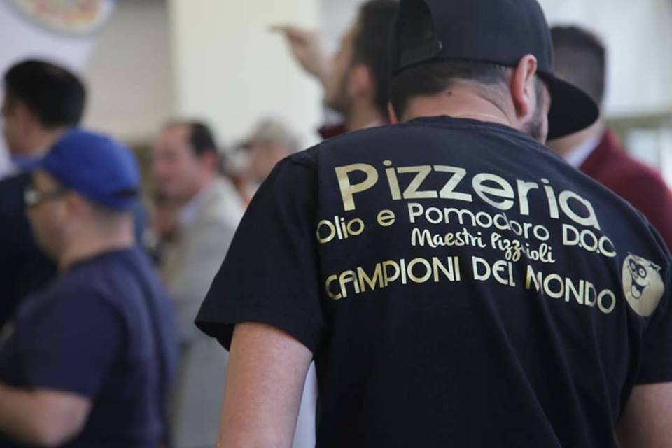 tutto pizza evento