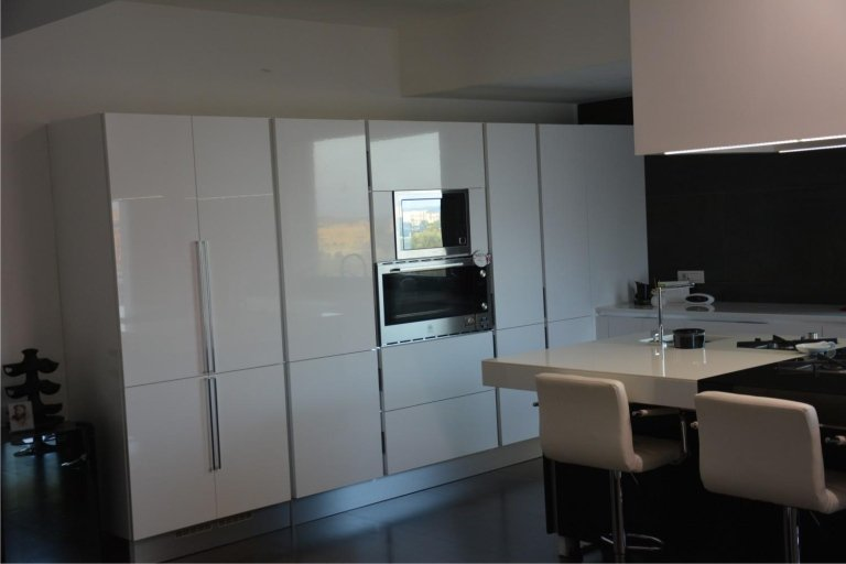 CUCINA IN MARMO